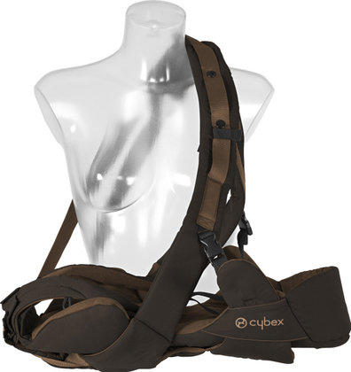 Cybex baby carrier first GO 2012 Brown Sugar-brown - большое изображение