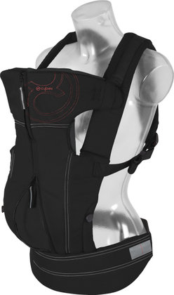 Cybex baby carrier 2. GO 2012 Pure Black-black - large image