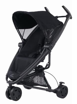 Quinny buggy Zapp Xtra – Black Line 2012 - 大图像