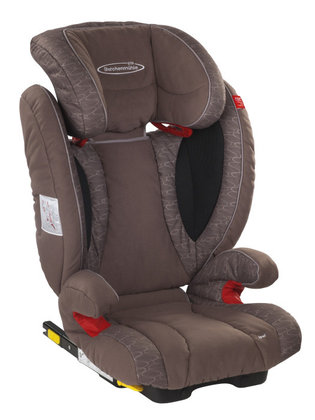 STM Storchenmühle Ipai Seatfix car seat 2012 chocco - большое изображение