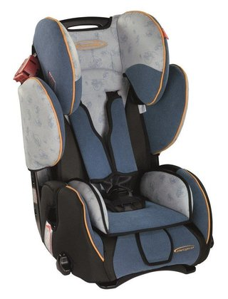 STM Storchenmühle Starlight SP child car seat cosmic blue 2014 - large image