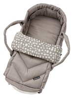 Gesslein Carrycot C1-Lift - The Gesslein Soft-carrying bag C1-Lift offers your darling optimum lying comfort and is thanks to the protective belt securely fastened to the sport