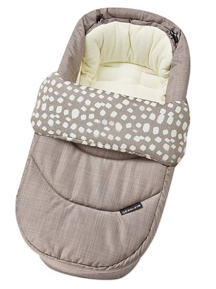 Gesslein Hard carrycot C2-Compact - You can use your sport stroller for your little darling in combination with the Gesslein hard carrying bag C2-Compact by birth.