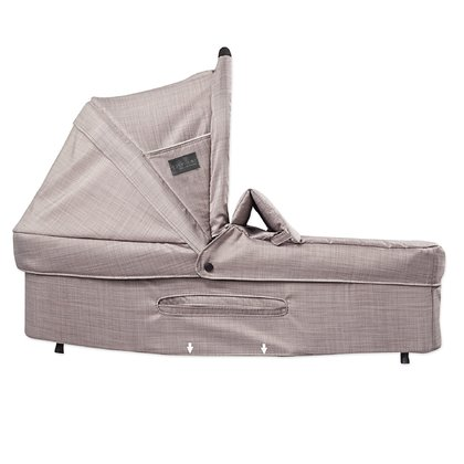 Gesslein C3 carrycot - The Gesslein carry cot C3 is quickly and easily clicked to the pushchair frameSuitable for the Gesslein modell F2 and F4