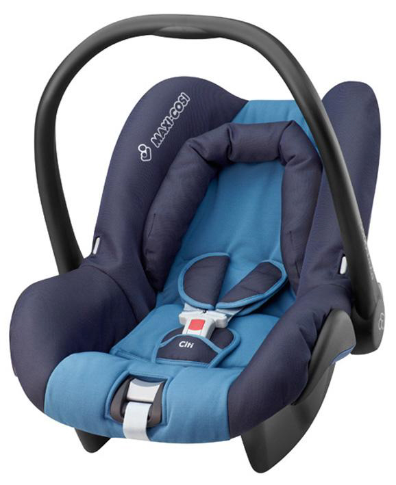 maxi cosi baby car seat citi sps buy online at kidsroom de car seats car seats 0kg 13kg. Black Bedroom Furniture Sets. Home Design Ideas