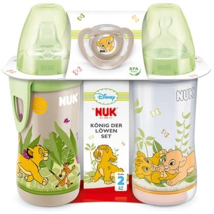 Nuk Disney König Der Löwen Set Bpa Frei 2012 Online Kaufen Bei Kidsroom