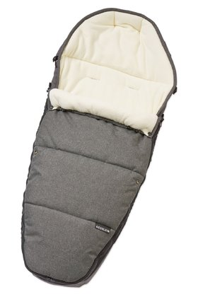 Gesslein Foot muff Sleepy - The footmuff Sleepy by Gesslein is a footmuff for the whole year and usable for carrying bags, sport stroller and baby car seats