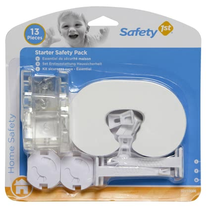 Safety 1st Set basic equipment for home security 2014 - large image