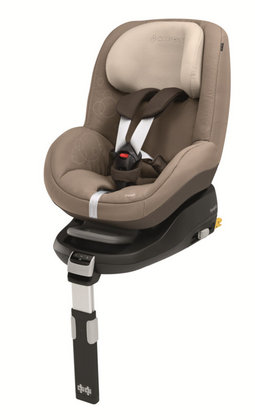 Maxi Cosi Pearl 2012 inkl. FamilyFix Base Walnut brown - большое изображение