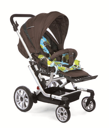 Gesslein Stroller F6 I (Air chamber wheels) 2012 051051 - large image