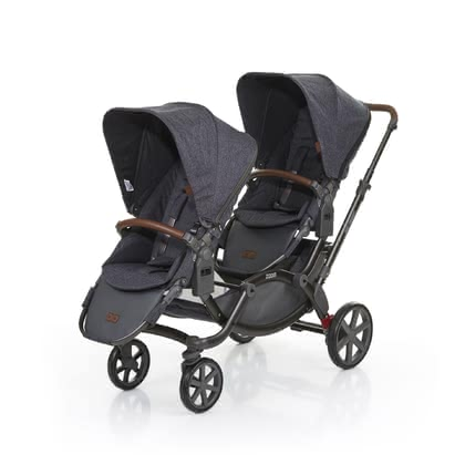 ABC Design Zoom incl. 2 pushchair attachments street 2017 - large image