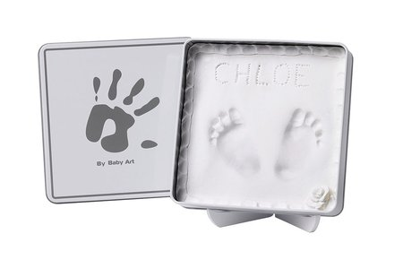 Baby Art Magic Box - With Baby Art Magic Box you will cherish the souvenir of your baby´s little hands or feet for ever