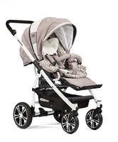Gesslein F4 Air+ stroller - The Gesslein F4 stroller is extremely versatile and can be optionally equipped with a hand brake