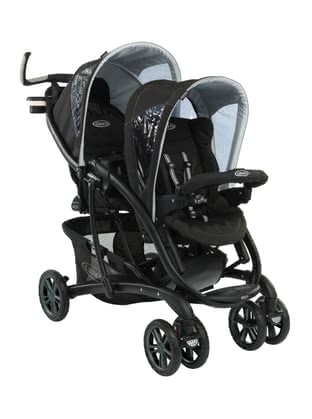 Graco sibling stroller Tour Duo, Sport Luxe 2015 - Image de grande taille