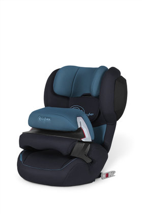 Cybex car seat Juno-fix 2012 Water Colours-blue - большое изображение