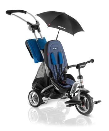 PUKY Triciclo CAT S6 Ceety silber - Imagen grande