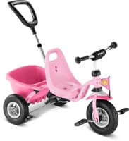 Puky Tricycle CAT 1L - * The Puky trike CAT 1L is equipped with Air Comfort tyres and suitable for your darling about a body size from 90,0cm