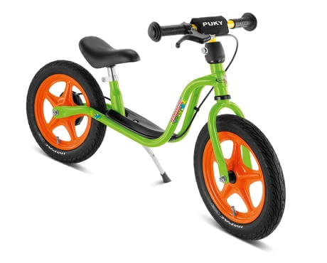 Puky Balance Bike LR 1L BR - * The Puky impeller is equipped with a braking system suitable for children and is suitable for your child abaout a body size from 90,0 cm or from the age of three