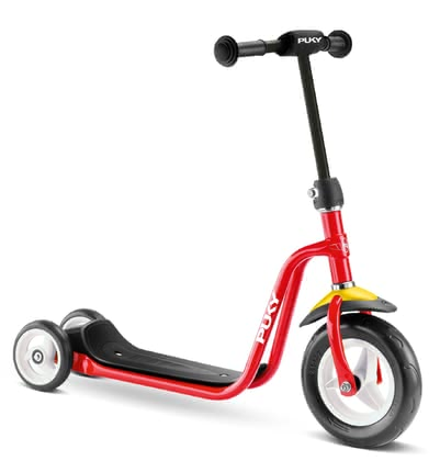 Puky Scooter R 1 - * The Puky scooter R 1 is suitable for your child from a body size of 90,0 cm and train their sense of equilibrium by driving in one lead
