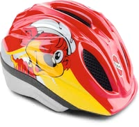 PUKY Children's bike helmet PH1 - The Puky helmet will protect your darling from dangerous head injuries and is available in various colors and sizes