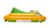 Chicco Band Baby Walker 2012 Greeny - large image 4