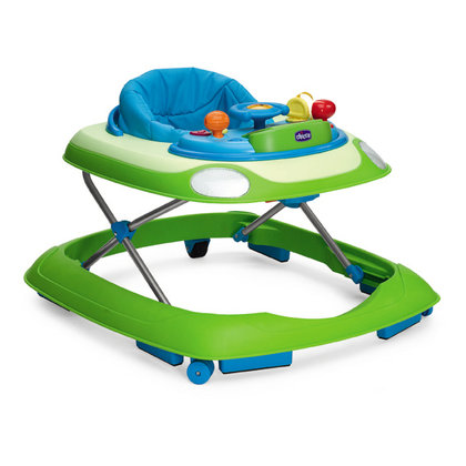 Chicco Band Baby Walker 2012 Greeny - large image