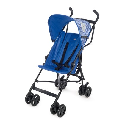 Chicco Buggy Snappy Blue Whales 2017 - large image