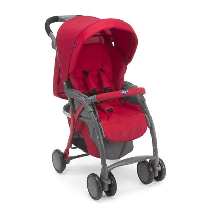 Chicco Sportwagen Simplicity Plus Top Red 2017 - Großbild