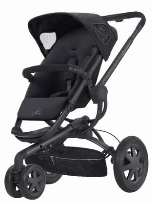 Quinny Stroller BUZZ 3 Blackline 2012 - large image