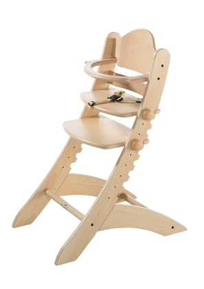 Geuther Highchair Swing -  Geuther Highchair Swing: extremely stable, thanks to the massive construction. Stylish design and long service life.