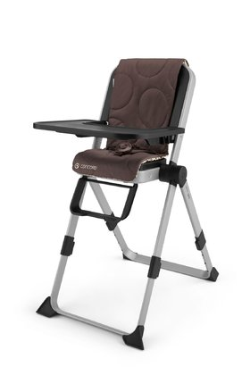 Concord high chair SPIN - The most compact high chair in the world