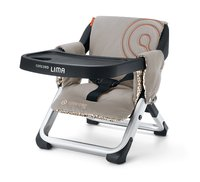 Concord Travel highchair LIMA -  The Concord Lima travel high chair is super lightweight and extremely compact, ideal for taking.