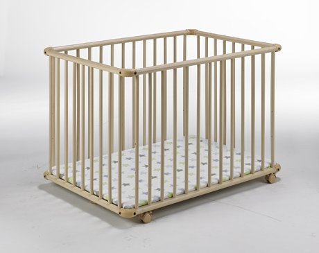 Geuther Playpen BELAMI Natur-Sterne 2016 - large image