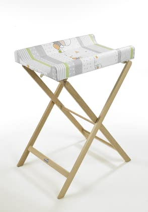 Geuther Fold-away changing table Trixi 2015 - 大圖像