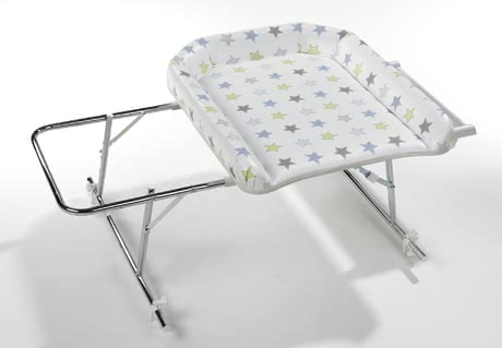 Geuther 浴室換尿布組 Varix SL - The Geuther Varix SL is the ace on the changing table combinations