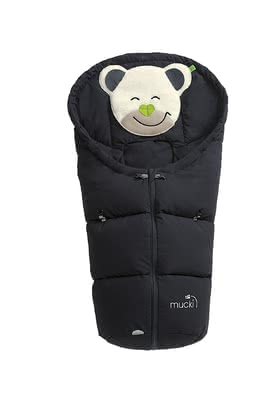 Odenwälder Foot muff Mucki small - The Odenwald Fußsäckchen mucky reliably protects your child on cold days and is suitable for all conventional infant carriers, as well as for hard and so...