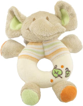 Bieco Baby´s Safari ring rattle 2014 - large image