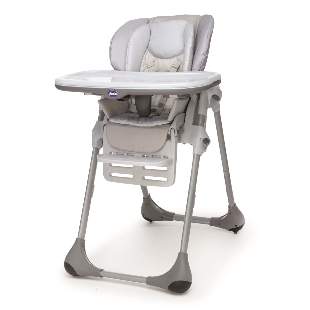 Chicco high chair polly 2 in 1 buy online at kidsroom de for Chaise haute fisher price