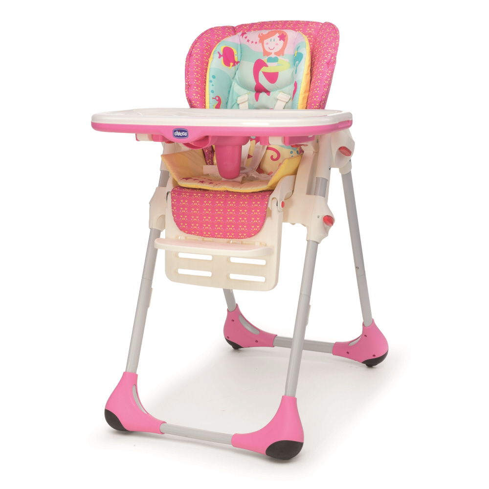 Chicco High Chair Cover Polly images