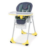 Chicco Highchair Polly 2 in 1 - The Chicco high chair Polly 2 in 1 follows your child´s growthFrom 6 months to 3 years old