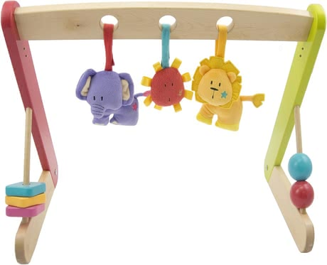 Bieco activity center wood with game animals 2014 - 大图像
