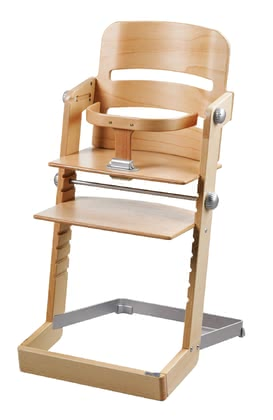 Geuther Highchair Tamino -  The Geuther high chair Tamino is simply unique, a true all-rounder - stable, tilt-proof and suitable for everyday use.
