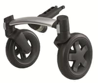 Quinny BUZZ 4 Front wheel axle -  The Quinny BUZZ front wheel axle turns your BUZZ 3 stroller into a chic 4-wheel-stroller
