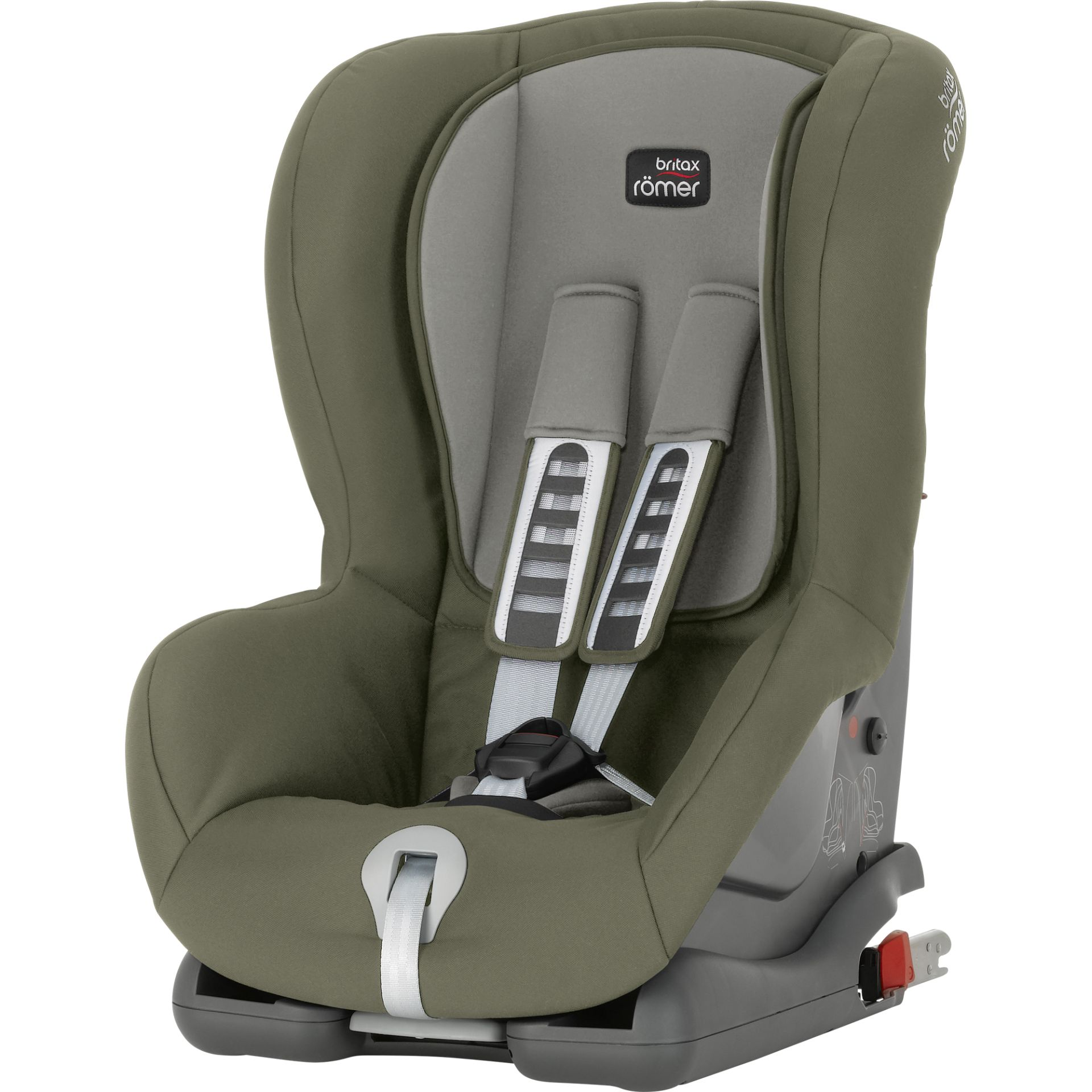 Si ge enfant duo plus par britax r mer 2018 olive green for Siege enfant