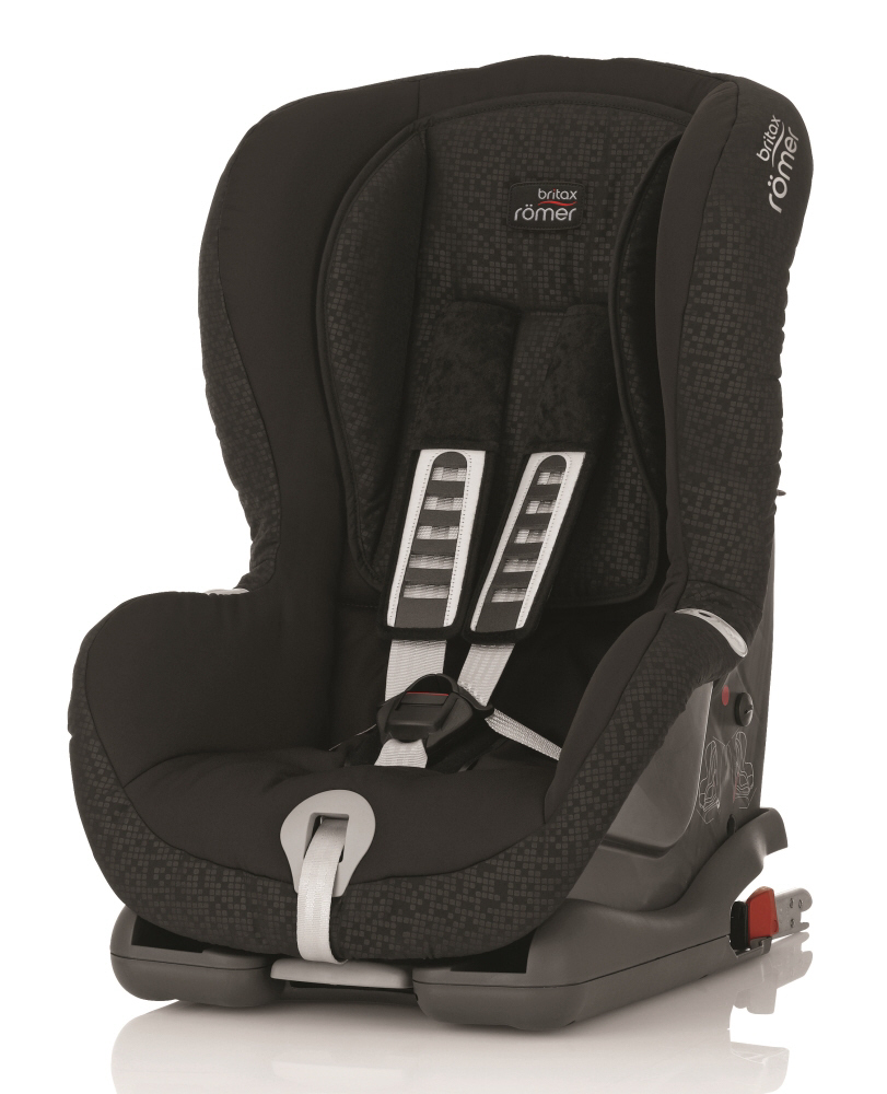 Si ge enfant duo plus par britax r mer 2015 black thunder for Siege enfant