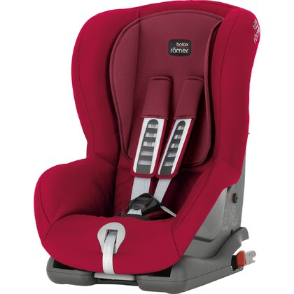 Britax Römer Kindersitz Duo Plus Flame Red 2018 - Großbild
