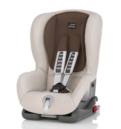 Britax Römer 儿童安全座椅Duo Plus Sand Beige 2016 - 大图像