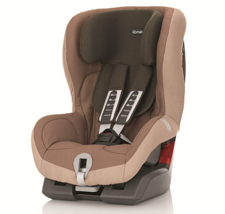 Römer car seat King Plus Trendline Taupe Grey 2014 - large image