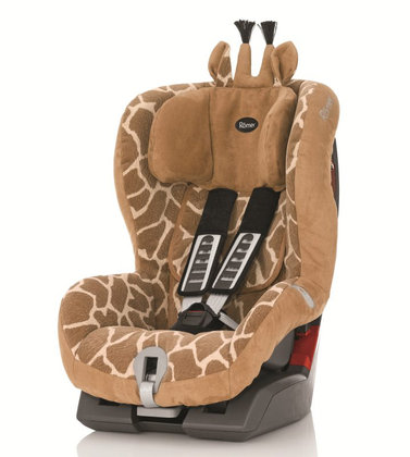 Römer car seat King Plus Highline Big Giraffe 2014 - 大图像