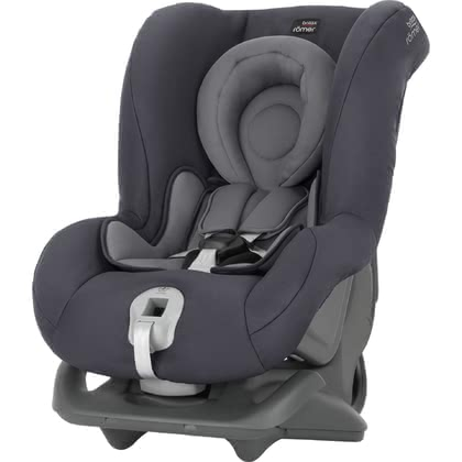 Britax Römer Kindersitz First Class Plus Storm Grey 2019 - Großbild